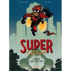 Robbedoes   Supergroom 01 Superheld tegen wil en dank