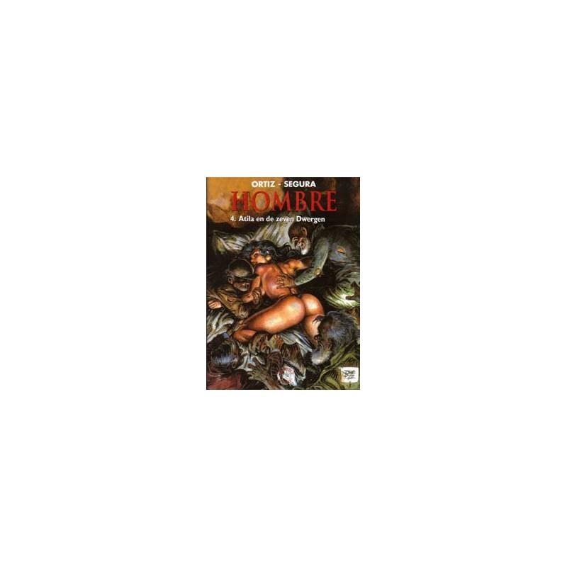 Hombre 04 Atila en de zeven dwergen 1e druk 1998