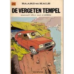 Baard en Kale 29 De vergeten tempel 1e druk 1981