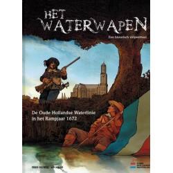 Waterwapen HC De Oud Hollandse Waterlinie in het rampjaar 1672