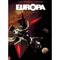 Europa HC 01 De maan van ijs