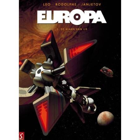 Europa 01 De maan van ijs (Centaurus cyclus II)