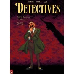 Detectives 06 John Eaton / Eaton in love