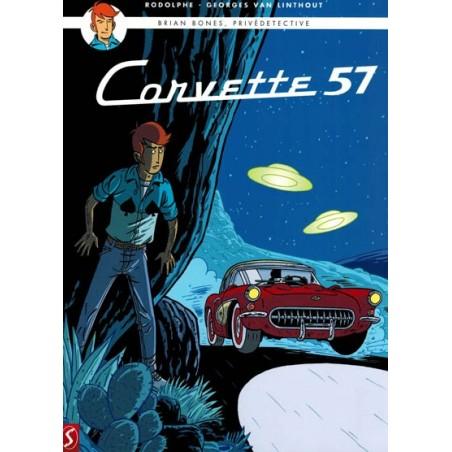 Brian Bones 03 Corvette 57