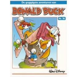 Grappigste avonturen Donald Duck 16 Daan Jippes 1e druk