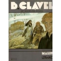 Hemelzuilen setje<br>deel 1 & 2 (B.Clavel)<br>1e drukken 1989-19