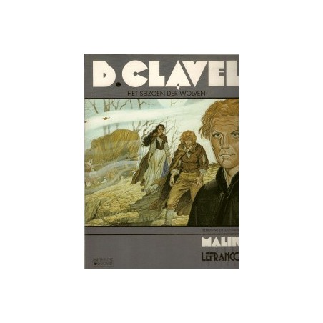 Hemelzuilen setje deel 1 & 2 (B.Clavel) 1e drukken 1989-19