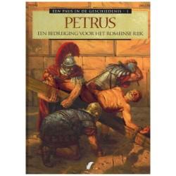 Paus in de geschiedenis HC 01 Petrus Een bedreiging voor het Romeinse rijk