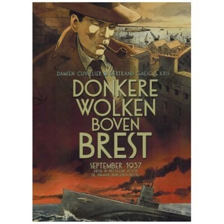 Donkere wolken boven Brest HC 01 September 1937 Heisa door de Spaanse burgeroorlog