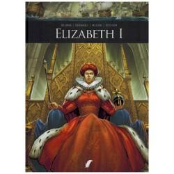 Zij schreven geschiedenis  12 Elizabeth I