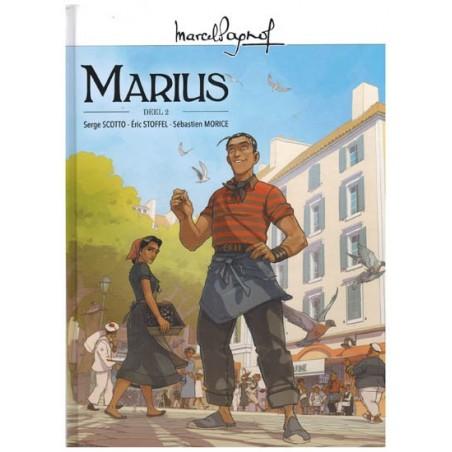 Marcel Pagnol 17 HC Marius deel 2