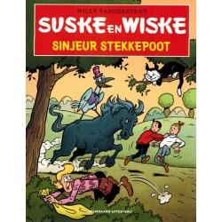 Suske & Wiske   kortverhalenset VII 21. De beestige brug 22. De primitieve paljassen 23. Sinjeur Stekkepoot