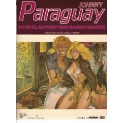 Johnny Paraguay HC Klauwen van baron Samedi 1e druk 1983