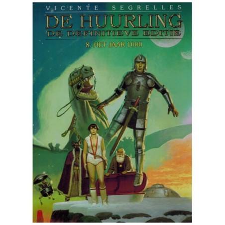 Huurling   Definitieve editie HC 08 Het jaar 1000