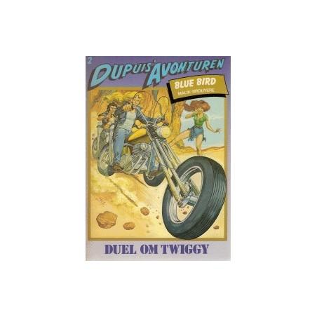 Blue Bird setje Deel 1 & 2 1e drukken 1984