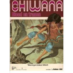 Chiwana setje<br>Deel 1 & 2<br>1e drukken1984-1985