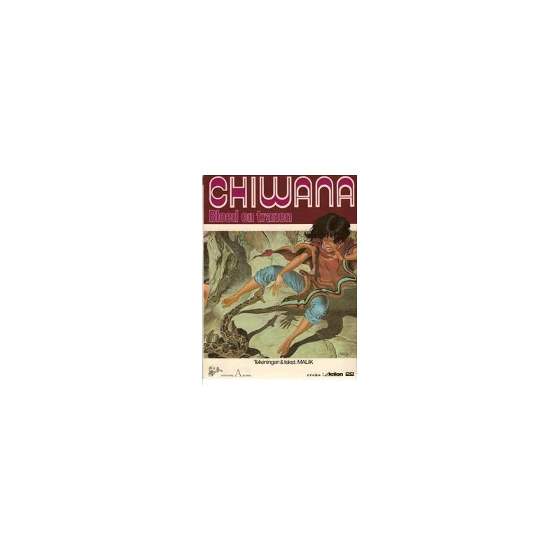 Chiwana setje Deel 1 & 2 1e drukken1984-1985