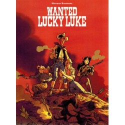 Lucky Luke   Oneshot 04 Wanted