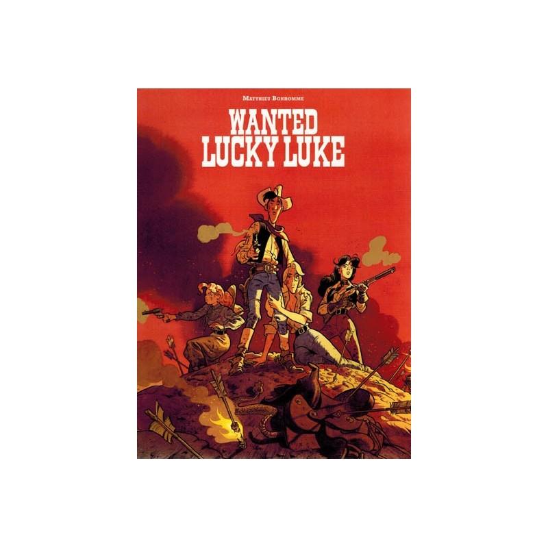 Lucky Luke   Oneshot 04 Wanted