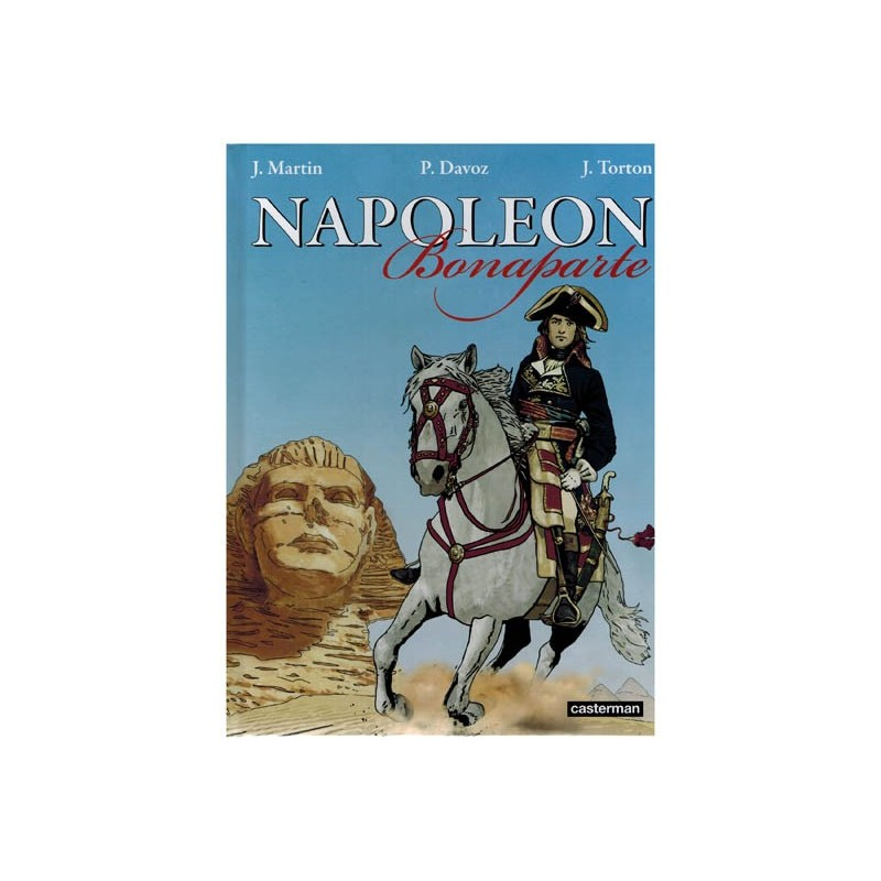 Napoleon Bonaparte HC integraal (Historische personages)