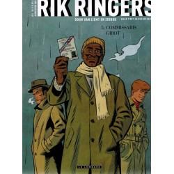 Rik Ringers   Nieuwe avonturen 05 Commissaris Griot