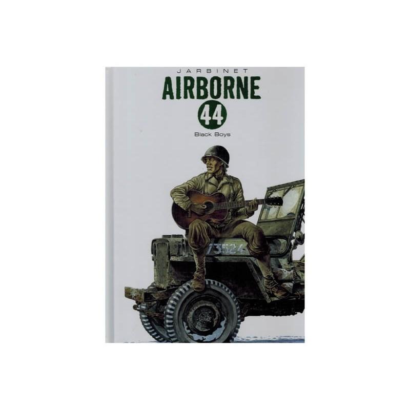 Airborne 44  09 HC Black boys