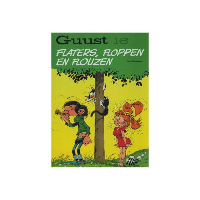 Guust Flater   Chronologisch 16 Flaters. floppen en flouzen [gags 716-753]
