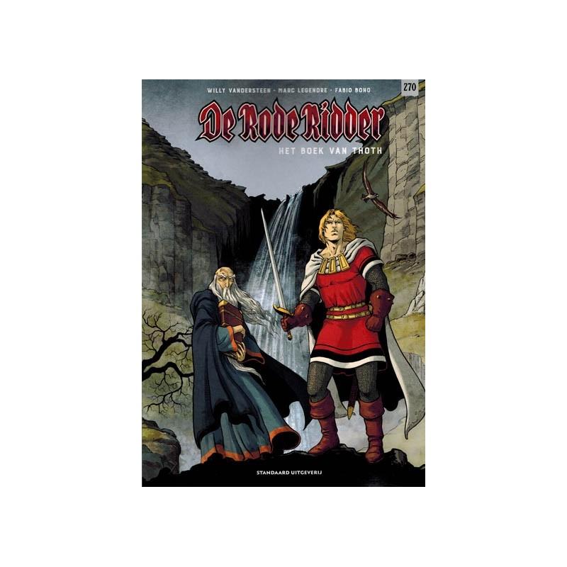 Rode Ridder  270 Het boek van Toth (naar Willy Vandersteen)