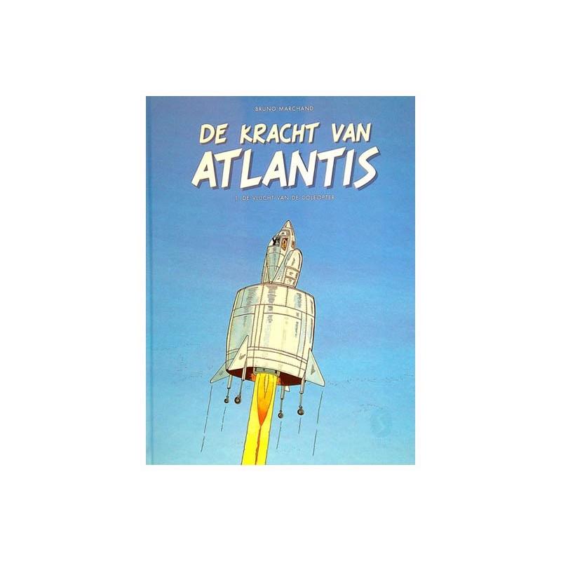 Kracht van Atlantis HC 01 De vlucht van de coleopter