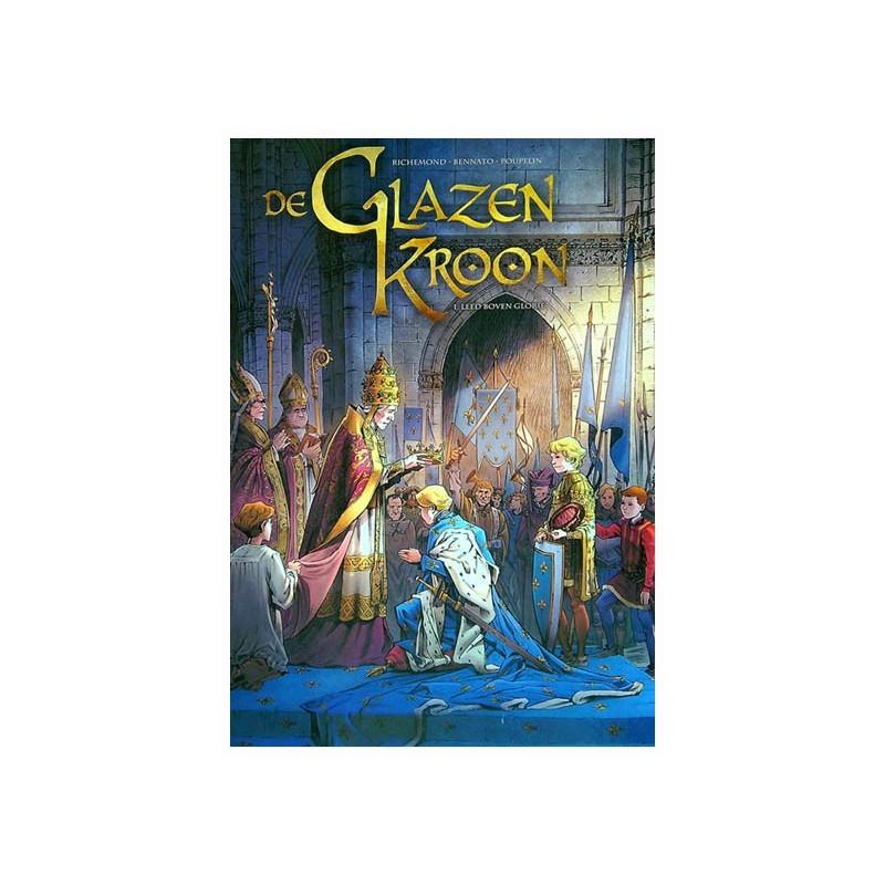 Glazen kroon HC 01 Leed boven glorie (De lemen troon cyclus 2)