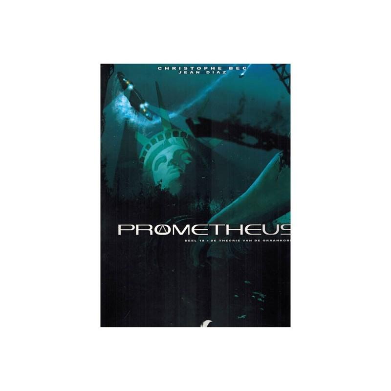 Prometheus 18 De theorie van de graankorrel