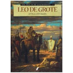 Paus in de geschiedenis 02 Leo de Grote Attila uitdagen