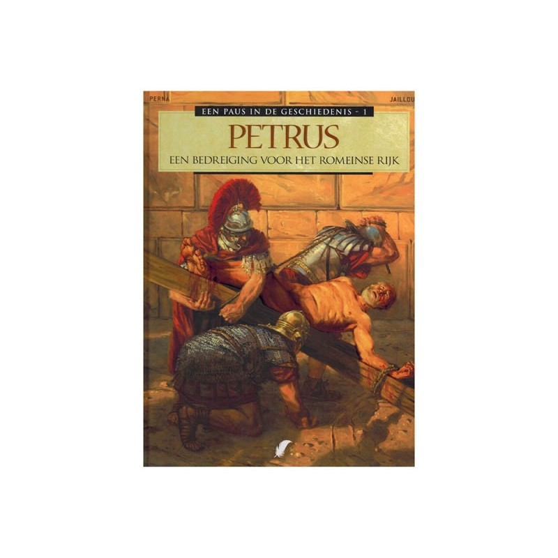 Paus in de geschiedenis 01 Petrus Een bedreiging voor het Romeinse rijk