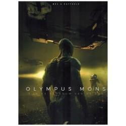 Olympus Mons 05 In de schaduw van de zon