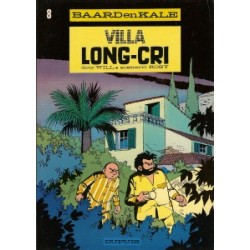 Baard en Kale 08<br>Villa Long-Cri<br>herdruk 1975