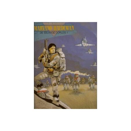 Vrije Vlucht set Marvano De eeuwige oorlog setje 3 deel 1 t/m 3 herdrukken