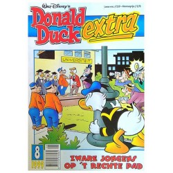Donald Duck Extra 1999 08 1e druk Zware jongens op 't rechte pad