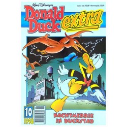 Donald Duck Extra 1998 10 1e druk Nachtmerrie in Duckstad