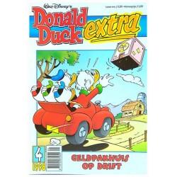 Donald Duck Extra 1998 04 1e druk Geldpakhuis op drift