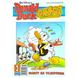 Donald Duck Extra 1998 03 1e druk Kunst en vliegwerk