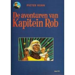 Kapitein Rob 41 Kapitein Rob vertelt