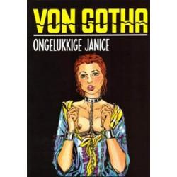 Zwarte reeks 027 Ongelukkige Janice