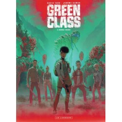 Green class 03 Overal chaos