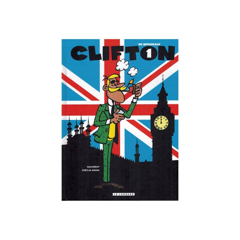 Clifton   integraal HC 01