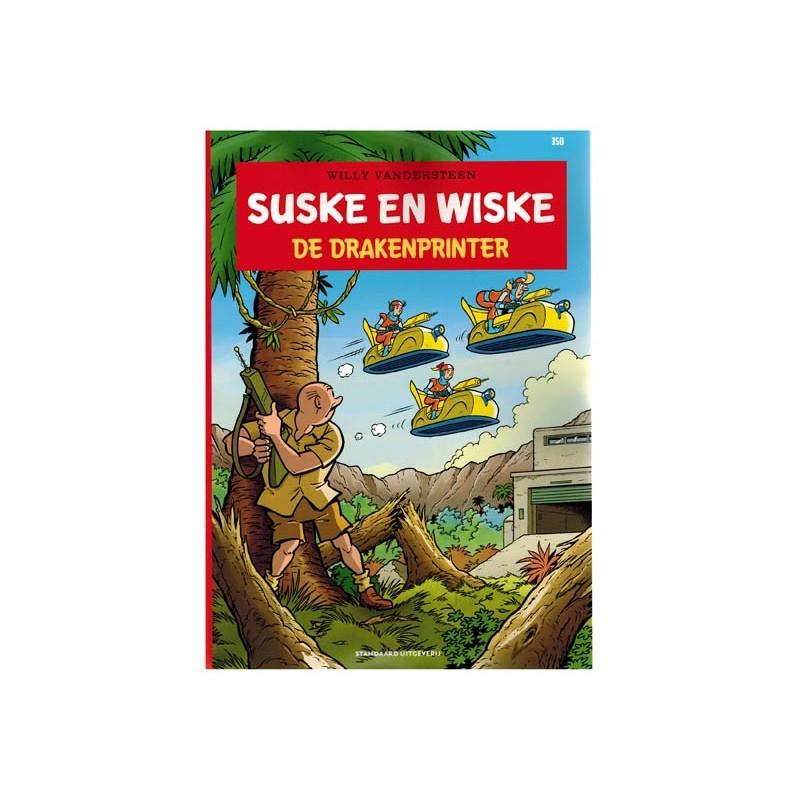 Suske & Wiske  358 De drakenprinter (naar Willy Vandersteen)