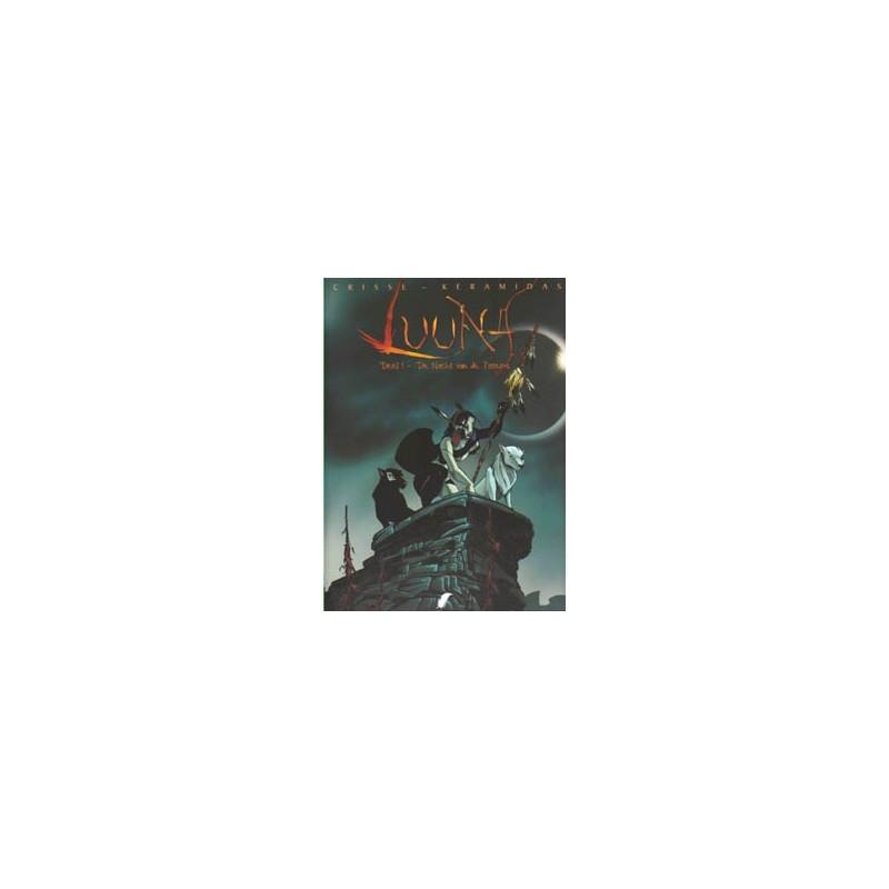 Luuna 01 SC De nacht van de totems