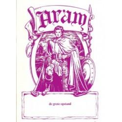Aram 26 De grote opstand 1e druk 1983