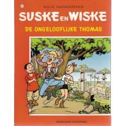 Suske & Wiske 270 De ongelooflijke Thomas 1e druk 2001