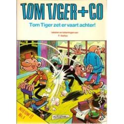 Tom Tiger+Co 01 Tom Tiger zet er vaart achter 1e druk 1981