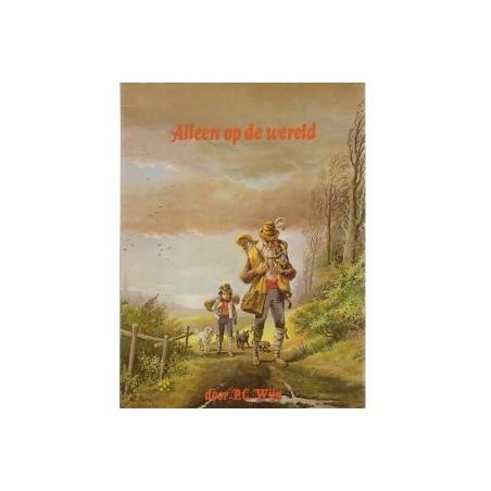 Wijn Alleen op de wereld (ongekleurd) 1e druk 1983